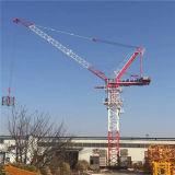 Qtd4015 6ton Luffing 지브 탑 기중기 무거운 장비 건축