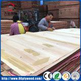 Madeira compensada do Poplar de Okoume da classe dos gabinetes da mobília feita da máquina do Woodworking