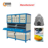 Kpu novo Sports Shoes Upper Molding Machine para Factory