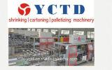 Macchina automatica di imballaggio con involucro termocontrattile della pellicola del PE (YCBS80)