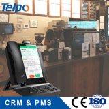 Трактира удобства Telpo система надежного беспроволочного приказывая