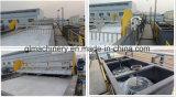 Traitement des eaux de rebut de DAF dissous par matériel de flottation à air de traitement d'eaux d'égout