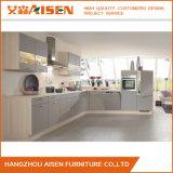 Mobilia personalizzata L armadietto della cucina dell'armadio da cucina della lacca di stile