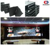 Faltbare LED-Vorhang-Bildschirmanzeige Rubik Serie