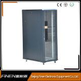 Estante de cabina estándar de la red de Finen 19inch con acero en frío alta calidad