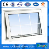 Окно белого цвета алюминиевое Awing