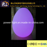 Het kleur-veranderende Openlucht Waterdichte LEIDENE Licht van het Ei