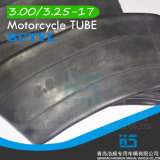 Chambre à air 300-17 de tube butylique de moto