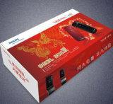 Коробка коробки упаковки цвета коробки подарка гофрированной бумага (D01)