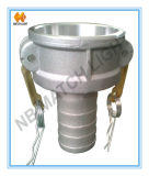 Aluminum Forged Reducer Type Camlock Quick Couplings