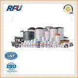 Piezas de automóvil del filtro de petróleo para KOMATSU usar el papel de filtro de la importación (600-211-1231, 600-211-1230)