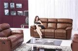 Sofá del cuero del Recliner de los muebles