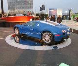 販売のための電気スマートな駐車車の回転盤