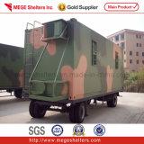 Новое воинское укрытие оборудования 2016 с трейлерами