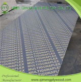 リンイーQimeng Factory Professionally Supply 18mm Recycled Film Faced Plywood