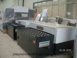 Baixa-e máquina de vidro horizontal de vidro horizontal da vitrificação dobro de máquina de lavagem