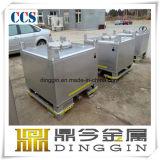 500L бак SS304/316L Un31A/Y-Imdg нержавеющей стали IBC