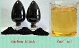 Equipo de goma inútil de la destilación para el negro de carbón