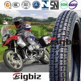 Alto contenido de goma 2 1 / 4-17 neumático de la motocicleta