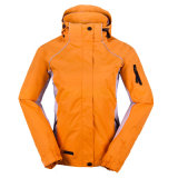 Wasserdichte und Breathable Dame Outdoor Jacket (C001)