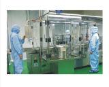 De automatische Injecteerbare Vloeistof die van de Fles van het Flessenglas van het Flesje Kleine En Machine vullen afsluiten