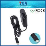Сделано в типе переходнике Китая 45W 5V 20V компьтер-книжек DC AC C для DELL