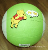 جديات مثل ترويجيّ صنع وفقا لطلب الزّبون كرة سلّة مطّاطة
