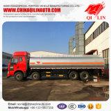カスタマイズされた20cbm - 25cbm任意選択6X2 8車輪の石油タンカーのトラック