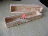 Inconclusos Cajas de álamo de madera de embalaje