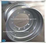 [22.50إكس16.00] بدون أنبوبة حالة [تبر] شاحنة فولاذ عجلة مع [تس16949/يس9001]: 2000