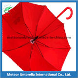 Прямое Auto Open Wedding Umbrella с Lace Board