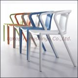 Plastic de moda Arm Chair para Cafe, Restaurant, Canteen (SP-UC319)
