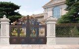 Het Ontwerp van de Poort van de Legering van het aluminium voor Villa