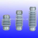 Norme ANSI solide Tr205 approuvé d'isolant de porcelaine de station de faisceau