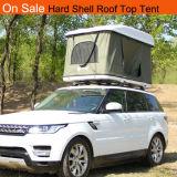 سيارة برّيّة [وتر-برووف] يستعصي قشرة قذيفة سقف أعلى خيمة على عمليّة بيع