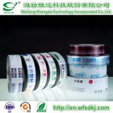 PE/Pet/BOPP/PVC schützender Film für Aluminiumlegierung/Plastikstahlmaterial