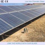 Flat-Typeソーラーコレクタのための4mmの太陽ガラス