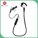 Sport senza fili stereo di sport che eseguono il trasduttore auricolare di Bluetooth