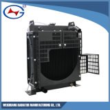 SD4102D-CD: Radiador de aluminio del agua para el motor diesel