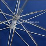 ' ombrello antivento flessibile dell'ombrello diritto di alluminio 46 forte