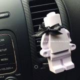 Decoración de cerámica perfumada Shaped del coche de la historieta (AM-55)