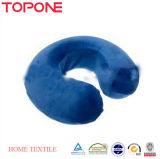 Oreiller de cou de voyage de forme du coton U de qualité de mode (T62)