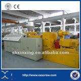 Cadena de producción plástica de madera del PVC