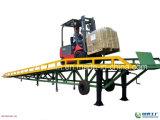 Rampa de carregamento móvel provada CE do Forklift para o armazém