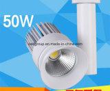 50W lámpara de la pista de la MAZORCA LED con la viruta del CREE LED y 3 años de garantía