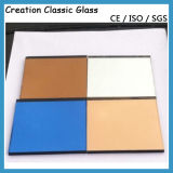 Зеркало 2mm, 3mm, 4mm, 5mm и 6mm Серебряное для Здания