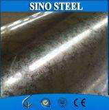 Le zinc plongé chaud de SGCC Z100 a enduit la bobine en acier galvanisée
