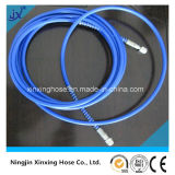 Aço Wire Braid Polyurethane Elastomer Resin Hose