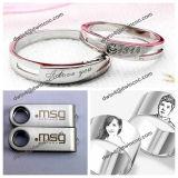 10W / 20W Metal Fibra Color Laser Marcado en el precio del alambre