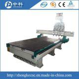 4つのスピンドルAtc CNCのルーター機械